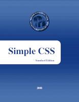 Tài liệu CSS cơ bản tiếng Việt