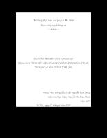 CẤU TRÚC DỮ LIỆU STACK VÀ ỨNG DỤNG CỦA STACXK TRONG CÁC GIẢI THUẬT ĐỆ QUY.DOC