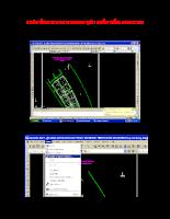 Chèn ảnh GOOGLE EARTH và phần mềm Auto CAD