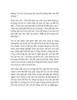 Phương pháp biện luận – Thuật hùng biện part 4