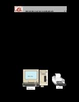 Giáo trình bải trì máy tính