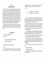 Khái niệm về lớp trong lập trình