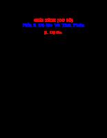 Đo độ và tích phân.pdf
