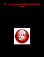 Học flash bài I