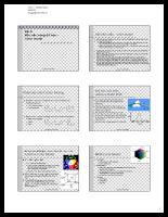 Mầusắc trong đồ họa – Color model