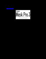 Mask Pro 3 tech 24h