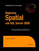 Học lập trình Spatial với SQL server cho người mới bắt đầu