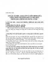 TL on tap CNXH CHƯƠNG VIII.doc