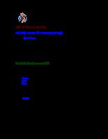 Giới Thiệu Sơ Lược Về Transact SQL (T-SQL)