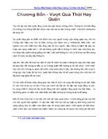 Hướng Dẫn Nhanh Cách Tăng Cường Trí Nhớ Của Bạn.phần 2