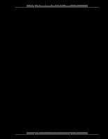 HOÀN THIỆN QUY TRÌNH KIỂM TOÁN TÀI SẢN CỐ ĐỊNH TRONG KIỂM TOÁN BÁO CÁO TÀI CHÍNH DO CÔNG TY TNHH KIỂM TOÁN TƯ VẤN THỦ ĐÔ (CACC) THỰC HIỆN.doc.doc