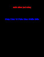 Phép tính vi phân hàm nhiều biến.pdf