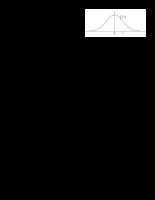 Bảng giá trị hàm mật độ chuẩn