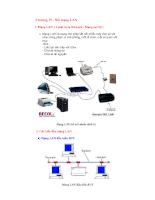 Tổng quan mạng LAN