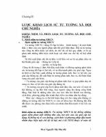 TL on tap CNXH CHƯƠNG II.doc