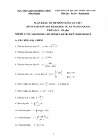 Ngan hang de thi Toan cao cap 1 (QT).pdf