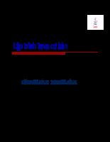 Các thành phần Component Basic