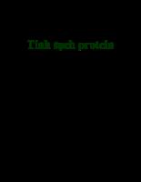 Tinh sạch Protein