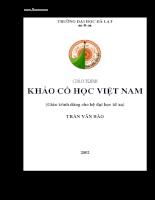 giao trinh khao co hoc viet nam.pdf