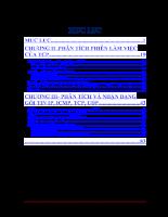 PHÂN TÍCH PHIÊN LÀM VIỆC CỦA TCP