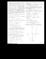 Tuyển tập 30 năm Tạp Chí Toán Học và Tuổi Trẻ (part3-4)
