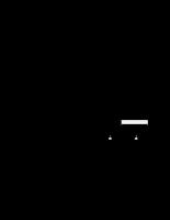 Chuyển động tịnh tiến và chuyển động quay quanh một trục cố định của vật răn