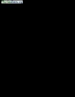 Phương trình đại số và bất phương trình đại số