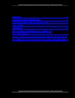 Vận dụng một số phương pháp Thống kê phân tích hiệu quả sản xuất kinh doanh của doanh nghiệp công nghiệp thời kỳ 2000-2007.DOC