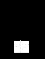 Đáp án đề thi môn toán khối D