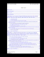 Giải pháp phòng ngừa và hạn chế rủi ro lãi suất trong hoạt động kinh doanh tại Ngân hàng Thương mại cổ phần Ngoại thương Việt Nam (2).doc