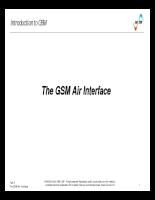 Extract GSM intro
