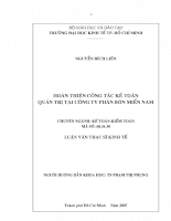 Hoàn thiện hệ thống kế toán quản trị tại Công ty Phân bón Miền Nam.pdf