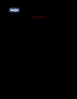 Hình học giải tích: Toạ độ phẳng