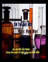 Các phương pháp tìm công thức phân tử