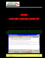 Maxima - Phần mềm toán học nguồn mở