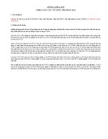 hững điểm mới theo luật các tổ chức tín dụng năm 2010