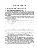 ĐẶC ĐIỂM TỔ CHỨC SẢN XUẤT - KINH DOANH VÀ QUY TRÌNH CÔNG NGHỆ SẢN XUẤT SẢN PHẨM CỦA CÔNG TY.DOC