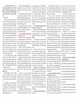 Phân tích cơ sở khoa học hình thành cơ cấu tổ chức quản lý. Trình bày nội dung các loại hình cơ cấu tổ chức. Liên hệ thực tiễn cơ cấu tổ chức bộ máy ở đơn vị đồng chí.doc