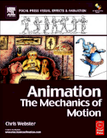 Animation the mechanics of motion