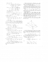 Tuyển tập 30 năm Tạp Chí Toán Học và Tuổi Trẻ (part2-4)