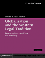 Cambridge.University.Press.Globalisation.and.the.Western.Legal.Tradition.Recurring.Patterns.of.Law.and.Authority.Mar.2008.pdf