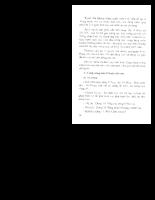 Tài liệu Kỹ thuật Nuôi Ếch Cua Baba Nhím Trăng - phan 2.pdf