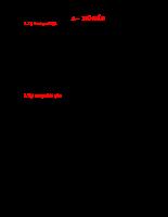Kỹ năng giải các bài toán chia hết trên vành số nguyên