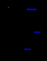 Phân tích mô hình kinh doanh sách qua mạng của trang web vinabook.com.docx