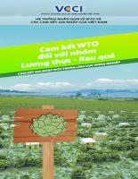 Cam kết WTO đối với nhóm lương thực rau quả.pdf