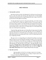 GIẢI PHÁP NÂNG CAO HIỆU QUẢ QUẢN LÝ RỦI RO TÍN DỤNG TẠI OCB (2).doc
