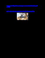 Công nghệ vi sinh - Các công đoạn tinh luyện