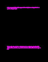 Tài liệu Tài liệu nuôi tôm chính thống (Cẩm nang câu hỏi dành cho người nuôi tôm) - phan 1.pdf