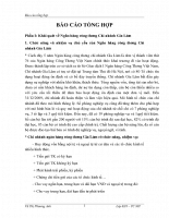 Cơ cấu tổ chức của ngân hàng công thương chi nhánh Gia Lâm.DOC