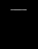 Kết quả Ứng dụng bộ cân bằng dùng NEURAL NETWORKS triệt nhiễu giao thoa kí tự trong hệ thống GSM